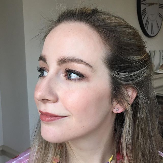 Natural bridesmaid make up - Nonsuch
