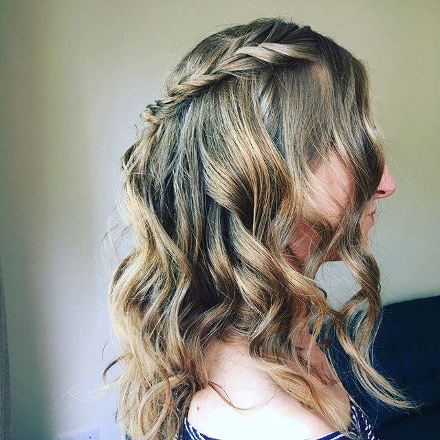 Fish braid and loose waves for an upcomi