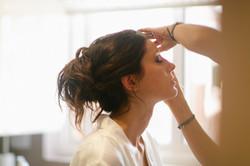 wedding hair stylist in Surrey