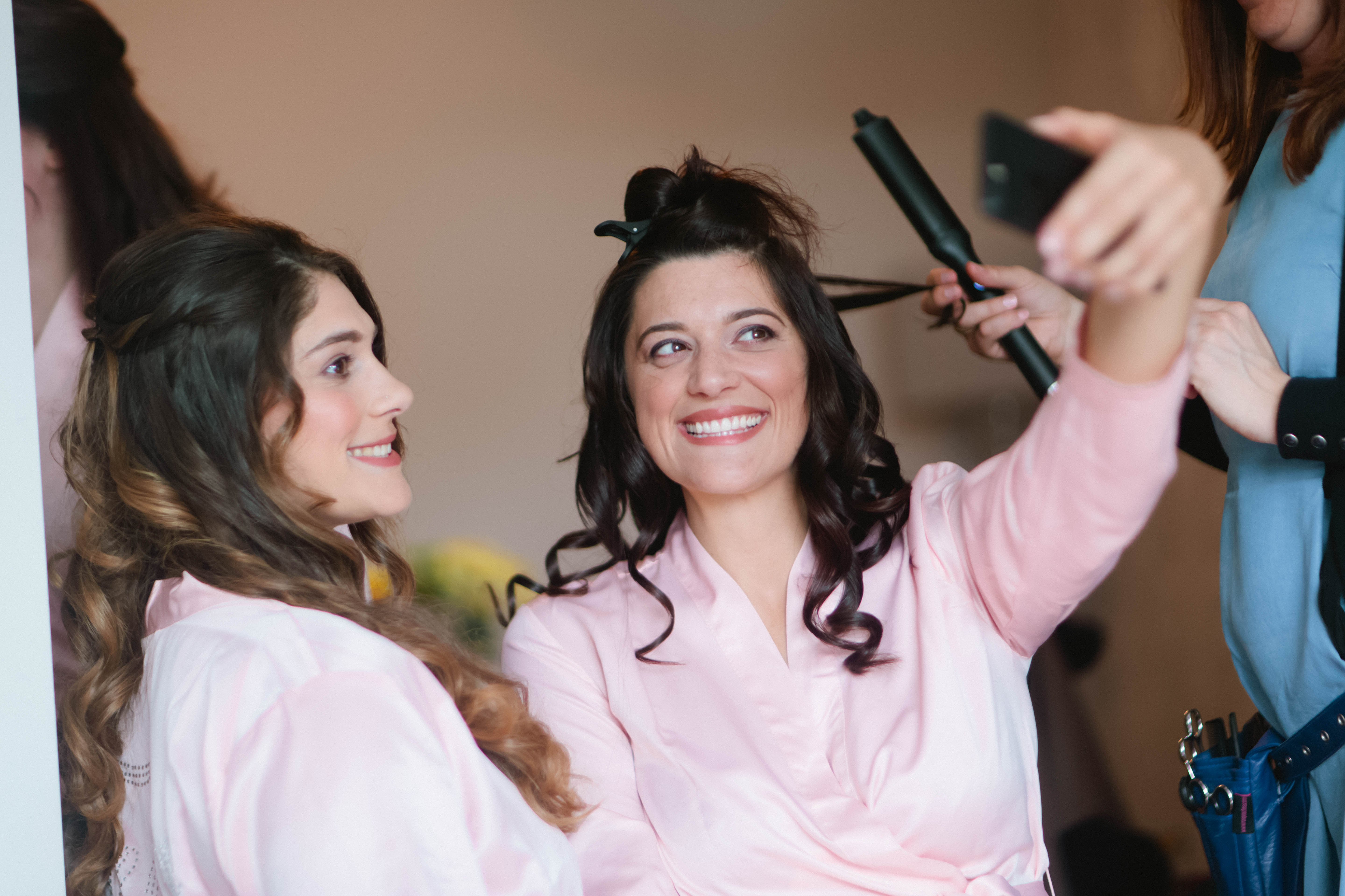 Bridesmaid makeup in surrey