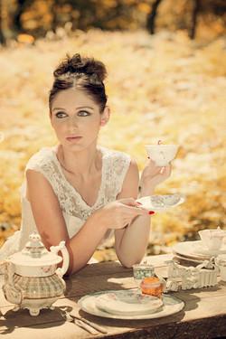 Barbie bridal shoot for Surrey Bride