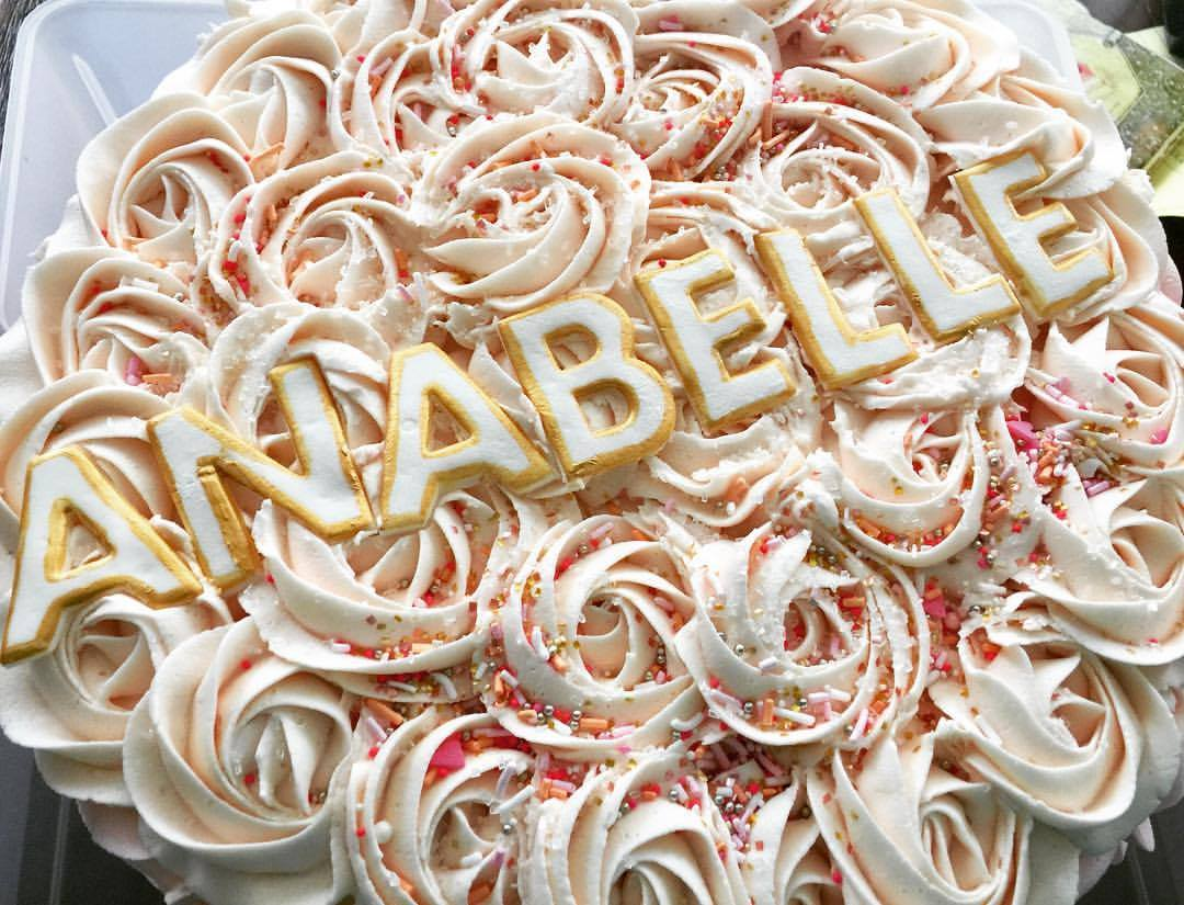 Happy Birthday, Annabelle!