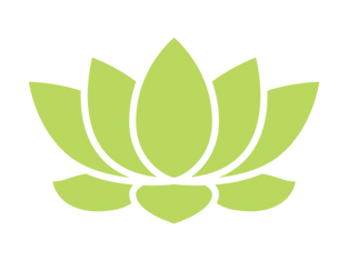 Light Green Lotus Flower
