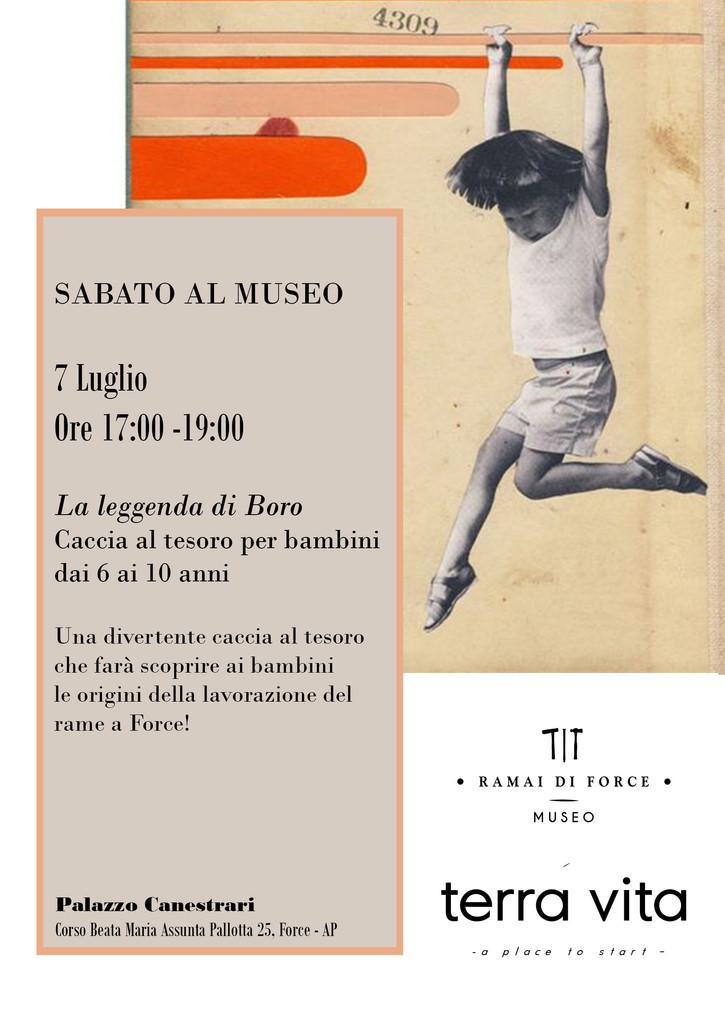 """""""Leggenda di Boro"""" workshop, 2018"""