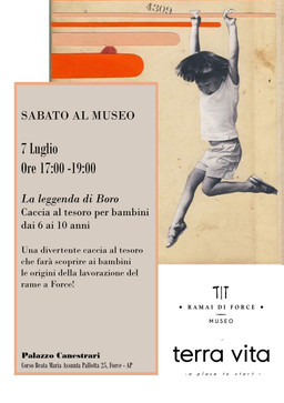 """Leggenda di Boro"" workshop, 2018"