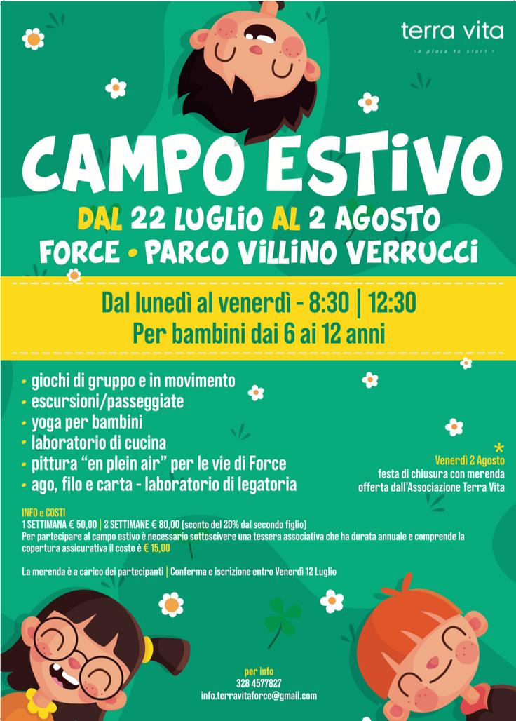 Summer camp, 2019