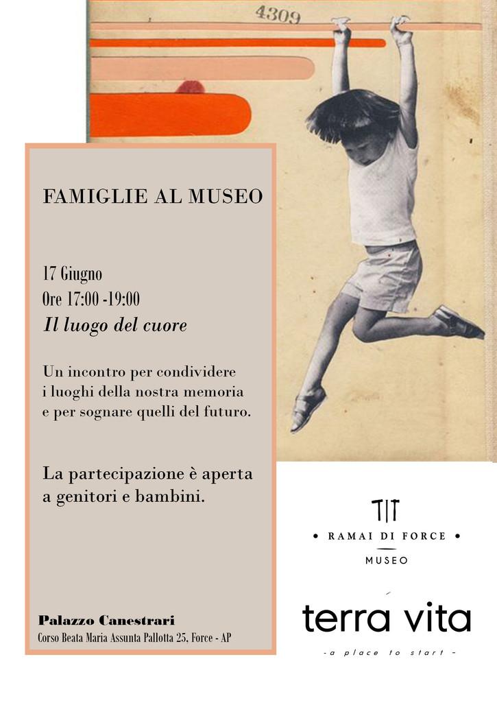 """Luogo del cuore"" workshop, 2018"