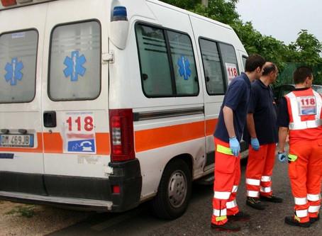 Incidente stradale sulla Sp 141: 3 feriti