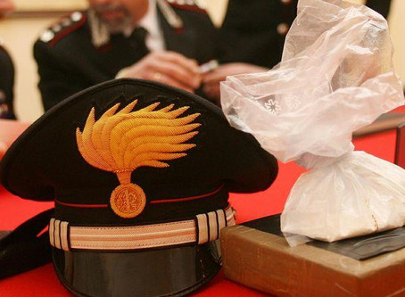 Carabinieri: Controlli antidroga