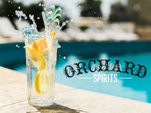 Orchard Spirits Handcrafted Vodka