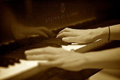 Chicago area pianist