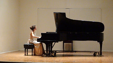 Chicago area pianist, Peabody Johns Hopkins University