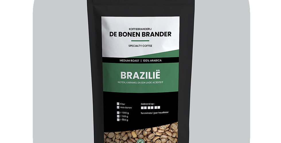 Braziliaanse Koffiebonen