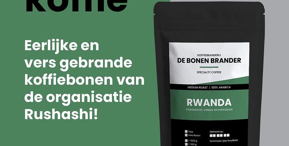 Rwandese Koffiebonen