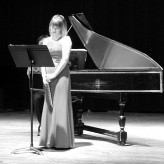 Senior Recital, University of Michigan, 2012