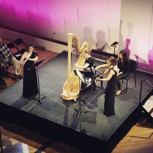 Solo Spotlight recital at the New World Center.