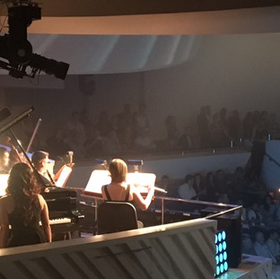 Chamber music at NWS Pulse.