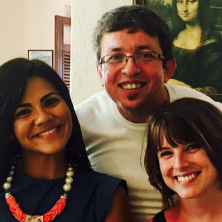 It was a treat to see flutists Muñeca Torres Rivera and Josué Casillas in San Juan, Puerto Rico last spring!