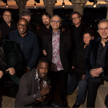 Powering On: Tower of Power Step Up to Release New Album