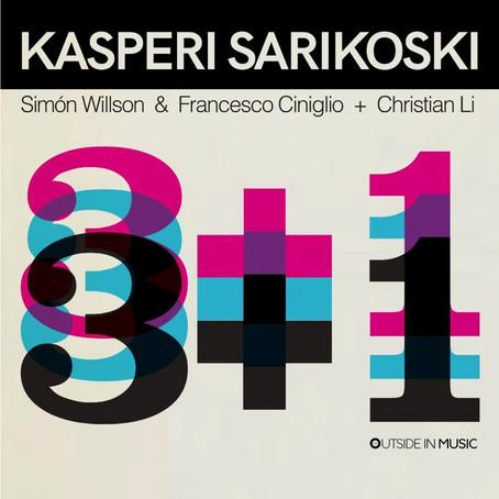 3+1=Kasperi Sarikoski