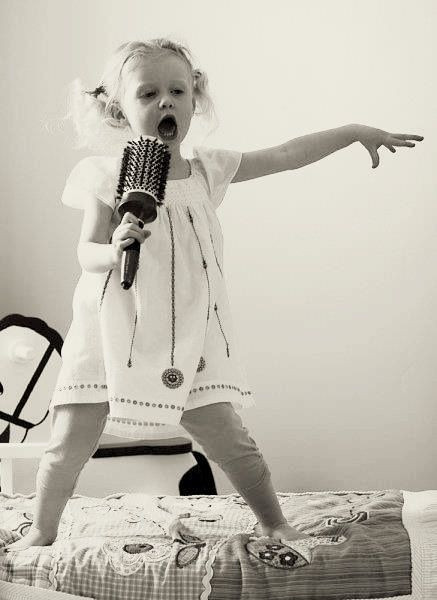Sing yourself to happy