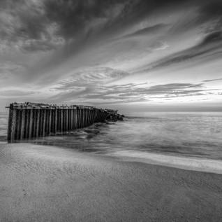 Old Sea Barrier