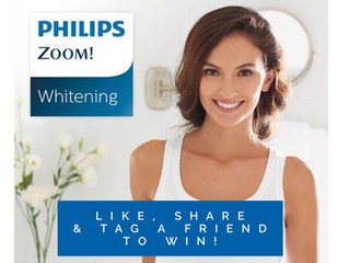 Zoom Whitening Competition
