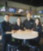 Foxiis Restaurant Team