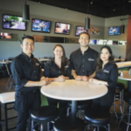 Foxiis Restaurant & Grill Team Members