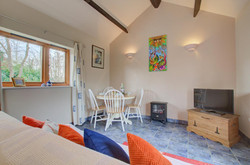 Blossoms Holiday Cottage Sitting Room