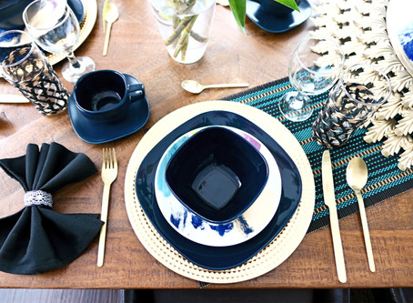 Table Setting 101: How to Wow Your Guests with Your Tableware