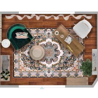 Small Study Floorplan