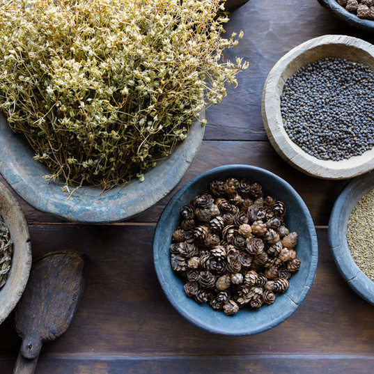Puglia Spices and Herbs