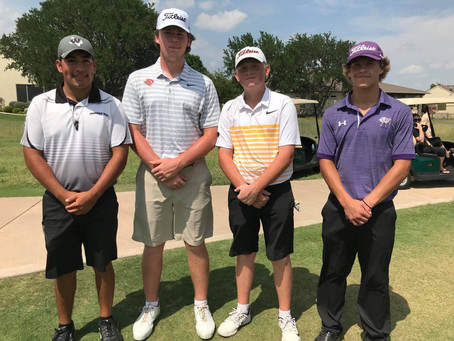 Diego Ibarra shoots 77 in opening round of state tourney, ten strokes back