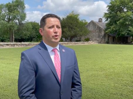 VIDEO: Congressman Tony Gonzales Delivers Republican Address on 'Border Crisis'