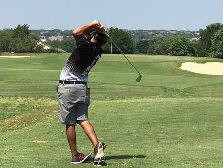 Diego Ibarra finishes 23rd in Division 5A state golf championship