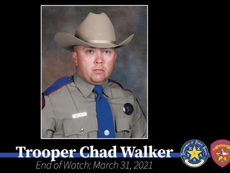 DPS Trooper Dies in Line of Duty Shooting