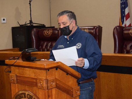Judge Saucedo could soon issue a county wide COVID-19 vaccine mandate