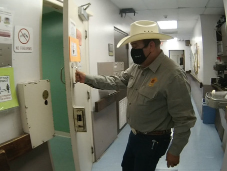 Over 30 Hidalgo County prisoners to be transported to Maverick