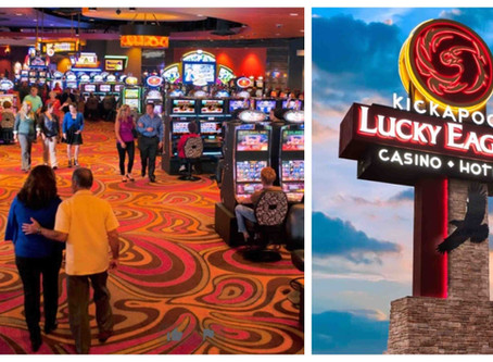 Kickapoo Lucky Eagle Casino planning to reopen in two weeks, source reveals