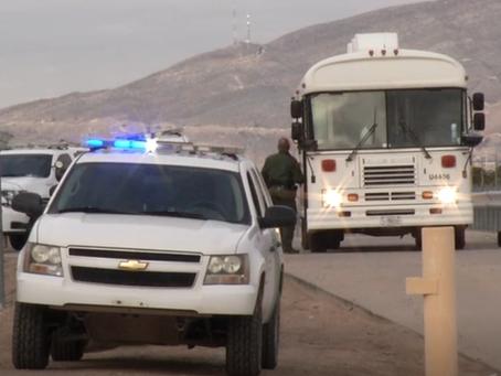 Haitian migrants overtake BP bus, assault agents