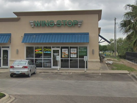 Thief Steals Cash, Vehicle From Wingstop Employee At Gun Point