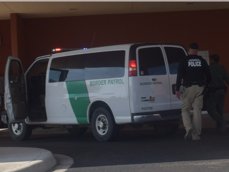 BP issues statement following in-custody death of illegal immigrant in Eagle Pass