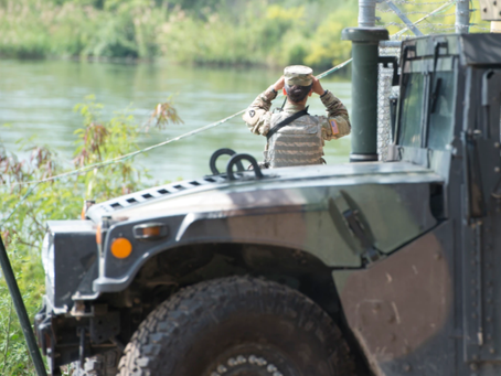 Abbott orders National Guard To Assist Making Arrests Related To Border Crisis