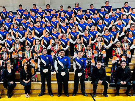 DRHS Mighty Ram Band is making history, advances to State Championship