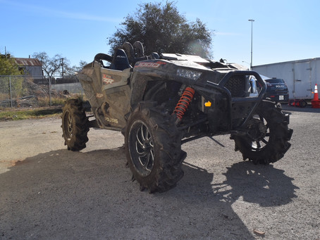 Man caught with stolen ATV at Int'l Bridge II