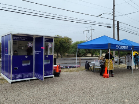 Free and Fast COVID-19 testing kiosks coming to Eagle Pass