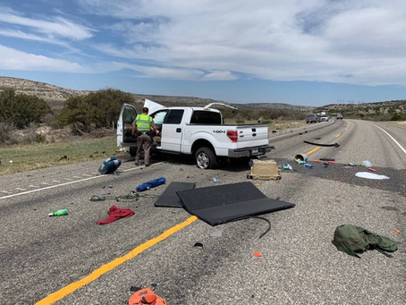 Driver of vehicle involved in deadly crash near Del Rio could face up to life in prison