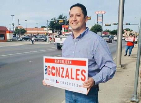 Tony Gonzales: I am running for Congress to protect the American Dream!