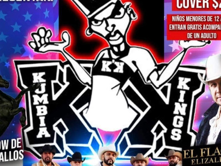 Kumbia Kings to perform at Eagle Pass